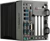 High-Performance 6th Generation Intel® Core™ i7/i5/i3 Processor-Based Fanless Embedded Computer -- MXC-6400 Series