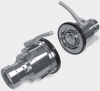 Stainless Steel Full-Flow Couplings -- TKU and TKM -Image