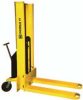 Work Positioner - Non Straddle: 2,000 lbs. Capacity -- WPNS48-20