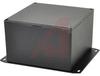 Enclosure; Diecast Aluminum Alloy; 2.95in.; 4.92 in.; Black; 0.08 in. -- 70164213