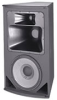 Medium Power 3-Way Loudspeaker with 1 x 15 Inch LF Driver & Rotatable Horn, 60 x 40 Degree Coverage, Black Finish -- AM4315/64