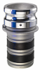EZ-Seal™ Leak Resistant Couplings - Part E Male Adapter x Hose Shank