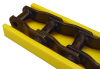 Chain Channel -- Redco™ UHMW Chain Channel - Image
