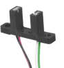 Deep Gap Slotted Switch Wire and Connector Options -- OPB815WZ