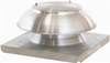 Direct Drive Propeller Rooftop Exhaust Fans -- Airmaster