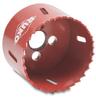 Hole Saw: bi-metal HSS, 2-3/8 inch (60mm) diameter -- 106060 -- View Larger Image