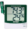 445715 - Extech 445715 Big Digit Thermohygrometer with Remote Probe -- GO-37809-16