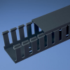 Panduct® Type G ? Wide Slot Wiring Duct -- G2X2BL6-A