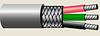 Three Conductor Braid Shield Cable -- 1723