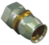 Hose Fitting,Screw Together,7/8 Hose -- 14L792