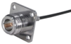 Coaxial Cable Connectors -- Type 25_N-50-2-9/133_NE - 22651072
