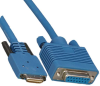 10ft HD26 Male to DB15 Female Cable (Cisco(r) CAB-SS-X21FC) -- 10CO-SS-01210 - Image