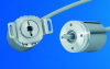 Small Absolute Rotary Encoder -- SSI