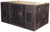 Very low frequency subwoofer -- TLF218