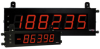Large Digital Panel Meter Display -- LD