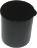 Conductive Round Container w/ Cover -- LA4015