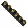 Rectangular - Board to Board Connectors - Arrays, Edge Type, Mezzanine -- SAM8071-ND - Image