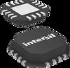 Ultra Low ON-Resistance, +1.65V to +4.5V, Single Supply, Quad SPDT (Dual DPDT) Analog Switch -- ISL84467IRTZ - Image