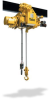 Air Wire Rope Monorail Hoist -- Yale Cable King Series