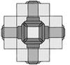 Bevel Gearbox WG 360° -- 0.0.408.26