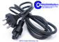 AC Power Cords -- IEC(C5)-SWISS CORDSET