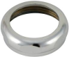 SLIP JOINT NUT WITH WASHERS, ZINC, 1-1/2 IN. , NO 26 -- IBI063362