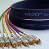 Flexygy 8Ch Flat Snake FLX RCA-RCA 10' -- 208SNFLX-RCA-010