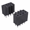 Rectangular Connectors - Headers, Receptacles, Female Sockets -- SQT-112-01-F-Q-ND -Image