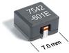 MLC75xx Series Shielded Power Inductors -- MLC7532-101 -Image