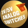 CMOS Low Voltage, High Speed Precision Quad SPST NO Analog Switches -- ALD4212PCL