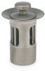 Direct Lift Strainer Drain with Overflow: Nº 16107 -- 16107