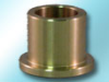 Cast Bronze C93200 (SAE 660) Flanged METRIC Bearings