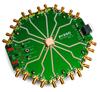 MiniPOD Evaluation Board For MiniPOD Pluggable Parallel-Fiber-Optics Modules -- AFBR-800EVK