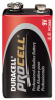Duracell® Procell® Size 9 Volt Alkaline Battery -- BATTERY9V