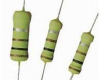 Ceramic Composition Resistor 100 Ohms 2W -- 78507498087-1 - Image