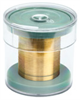 Gold Plated Tungsten-Rhenium Wire - Image