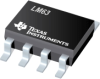 LM63 Accurate Remote Diode Digital Temperature Sensor w/ Integrated Fan Control -- LM63CIMA
