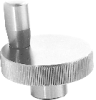Aluminum Finger Wheel -- 22571