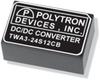 DC-DC Converter, 2.5 to 3 Watt Single and Dual Output -- TWA2.5CB, TWB2.5CB TWA3CB, TWB3CB -Image