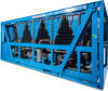 Industrial Air-Cooled Chiller Rental, 230 Ton -Image