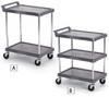 Economical Polymer Utility Carts -- 4700700 - Image