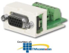 Panduit® Mini-Com 15-Pin High-Density D-Subminiature.. -- CMD15HDWHY