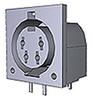 Multipin Circular Connector -- 5211508-1