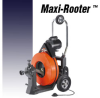 Maxi-Rooter ™ - Professional Drain Cleaner
