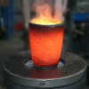 Inductotherm Push-Out Furnace