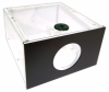 """XSPC Black Dual 5.25"""" bay Reservoir (Ball front) -- 70160 -- View Larger Image"""