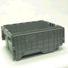 Akro-Mils Attached Lid Container -- 49089