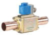 Electronically Operated Valves, AKV, Expansion Valves, for fluorinated refrigerants, AKV 20 -- 042H2024