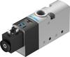 Air solenoid valve -- VUVS-LT30-M32C-MZD-G38-F8-1B2 -Image