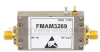 3 dB NF, 10 MHz to 6 GHz, Low Noise Broadband Amplifier with 14.5 dBm, 34 dB Gain, 25.5 dBm IP3 and SMA -- FMAM3269 -Image